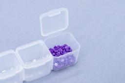 Diamond Opbevaringsboks (28 rum)