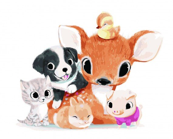 Bambi og Vennerne