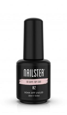 Nailster Top Coat No-Wipe