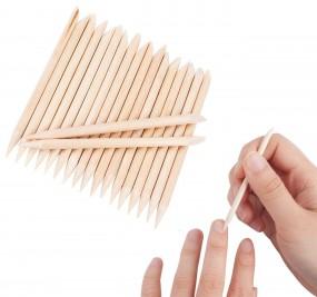 Manicure rosenpinde (10 stk)
