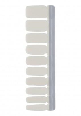 Nail Strip Nude/White