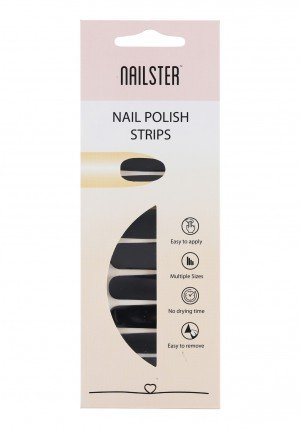 Nail Strip Black