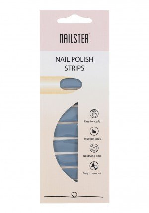 Nail Strip Light Blue