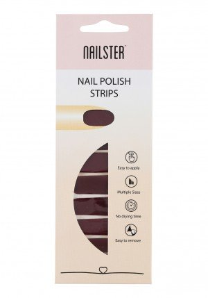 Nail Strip Brown